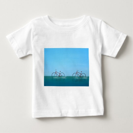 Crossing the Sound Baby T-Shirt