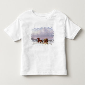 Crossing the St. Lawrence Toddler T-shirt