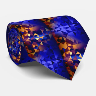 Crossing Time Neck Tie