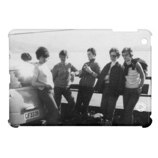 Crossing via ferry iPad mini cases