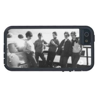 Crossing via ferry iPhone SE/5/5s case