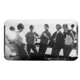 Crossing via ferry iPod Case-Mate case