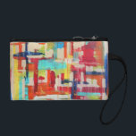 """Crossings Key Coin Clutch<br><div class=""""desc"""">From the original painting by kellyvanhook and micahholden.</div>"""