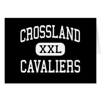 Crossland - Cavaliers - High - Temple Hills Card