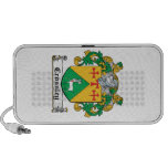 Crossley Family Crest Travel Speaker