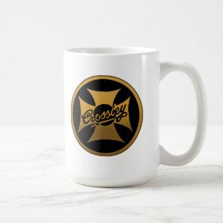 crossley Trucks and Buses Classic White Coffee Mug