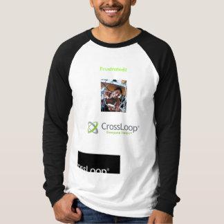 Crossloop long-sleve - Frustrated? Shirt