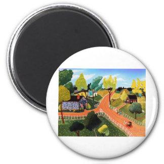 Crossroads Magnets