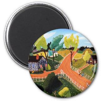 Crossroads Magnet