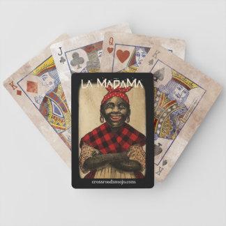 Crossroads Mojo La Madama Playing Cards