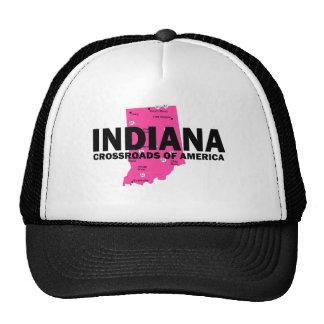 Crossroads of America Trucker Hat