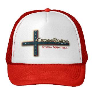 Crossroads - Red Trucker Hat