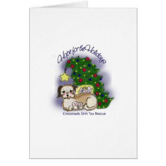 Crossroads Rescue Hope For the Holidays Card
