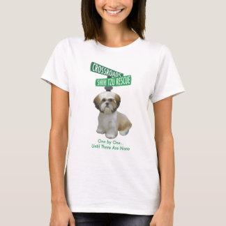Crossroads ShihTzu Rescue T-Shirt