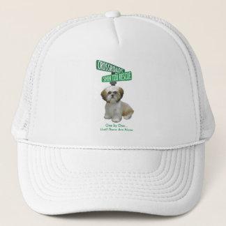 Crossroads ShihTzu Rescue Trucker Hat