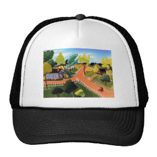 Crossroads Trucker Hat