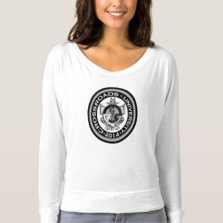 Crossroads University Women's Flowy T-shirt