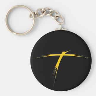 Crossties Key Chain
