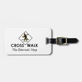 CrossWalk - Luggage Tag