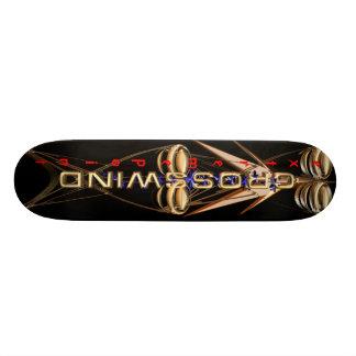 Crosswind Skateboard Deck