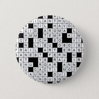 Crossword Button