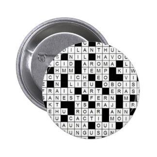 Crossword Button