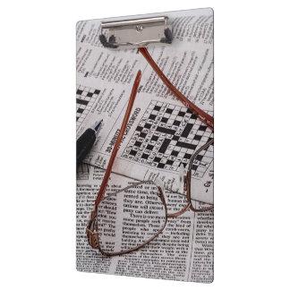 Crossword Genius Clipboard