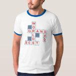Crossword Grandpa  T-shirt