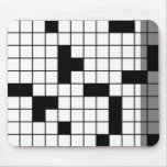 Crossword Mousepad