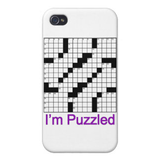 crossword puzzle 01 cases for iPhone 4