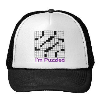 crossword puzzle 01 trucker hat