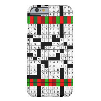 Crossword Puzzlers' iPhone 6/6s Barely There Case