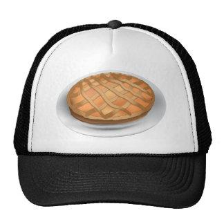 Crostata, tarta gorras de camionero