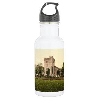 Crosthwaite Church, Derwentwater, Lake District Water Bottle