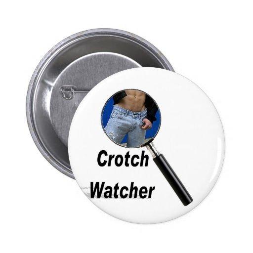 Crotch Watcher Button