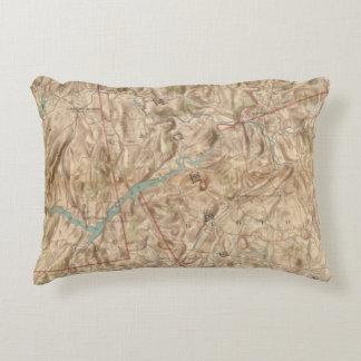 Croton Lake Vicinity Accent Pillow