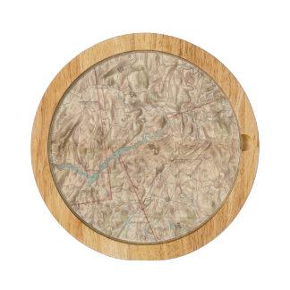 Croton Lake Vicinity Cheese Platter