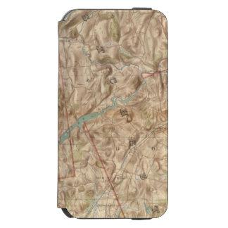 Croton Lake Vicinity iPhone 6/6s Wallet Case