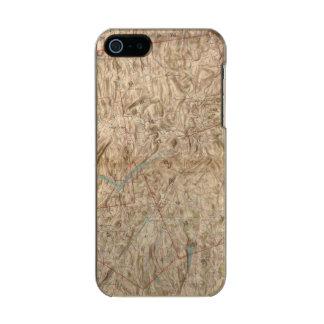 Croton Lake Vicinity Metallic iPhone SE/5/5s Case
