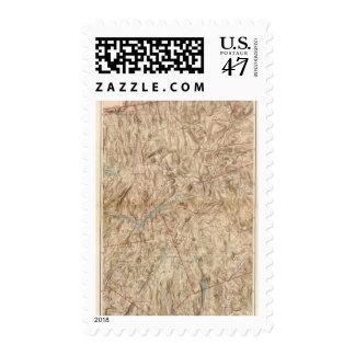 Croton Lake Vicinity Postage Stamp