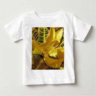 Croton Plant Baby T-Shirt