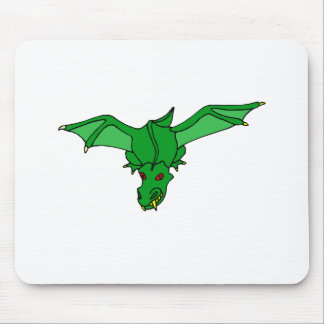 Crouching Dragon Mouse Pad