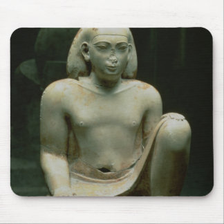 Crouching Figure of Bes Mouse Pad