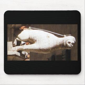 Crouching Gargoyle - circa 1340 Mouse Pad