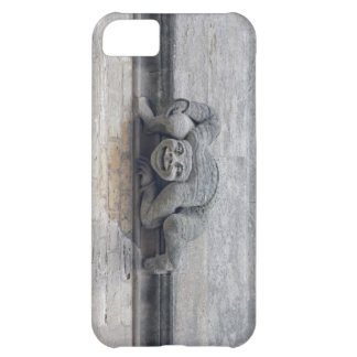 Crouching grotesque iPhone 5 case