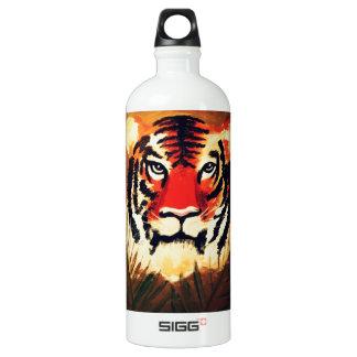Crouching Tiger Aluminum Water Bottle