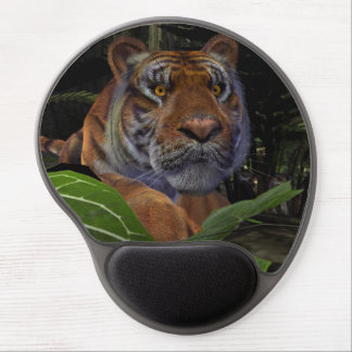 Crouching Tiger Gel Mouse Pad