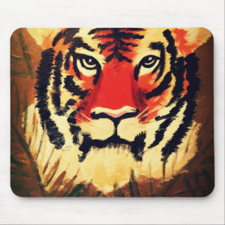 Crouching Tiger Mouse Pad