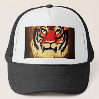 Crouching Tiger Trucker Hat
