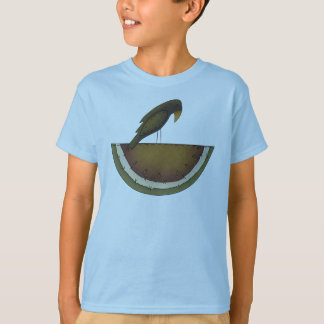 Crow And Melon T-Shirt